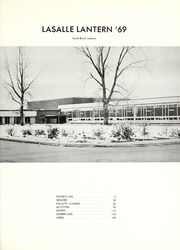 Page 5, 1969 Edition, LaSalle High School - Lantern Yearbook (South Bend, IN) online yearbook collection