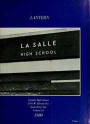 Page 5, 1980 Edition, LaSalle High School - Lantern Yearbook (South Bend, IN) online yearbook collection