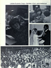 Page 124, 1981 Edition, LaSalle High School - Lantern Yearbook (South Bend, IN) online yearbook collection