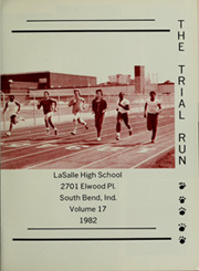 Page 5, 1982 Edition, LaSalle High School - Lantern Yearbook (South Bend, IN) online yearbook collection