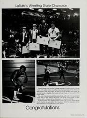 Page 127, 1985 Edition, LaSalle High School - Lantern Yearbook (South Bend, IN) online yearbook collection
