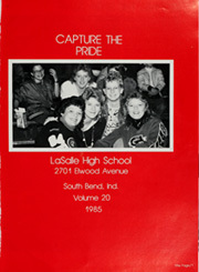 Page 5, 1985 Edition, LaSalle High School - Lantern Yearbook (South Bend, IN) online yearbook collection