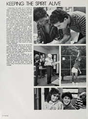 Page 6, 1985 Edition, LaSalle High School - Lantern Yearbook (South Bend, IN) online yearbook collection
