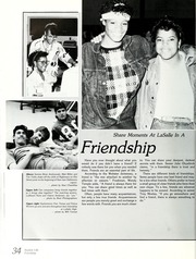 Page 38, 1986 Edition, LaSalle High School - Lantern Yearbook (South Bend, IN) online yearbook collection