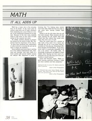 Page 42, 1986 Edition, LaSalle High School - Lantern Yearbook (South Bend, IN) online yearbook collection