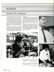 Page 44, 1986 Edition, LaSalle High School - Lantern Yearbook (South Bend, IN) online yearbook collection