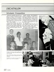 Page 52, 1986 Edition, LaSalle High School - Lantern Yearbook (South Bend, IN) online yearbook collection