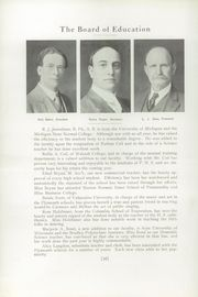Page 12, 1918 Edition, Plymouth High School - Mayflower Yearbook (Plymouth, IN) online yearbook collection