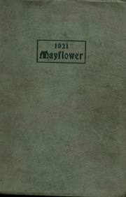 Page 1, 1921 Edition, Plymouth High School - Mayflower Yearbook (Plymouth, IN) online yearbook collection