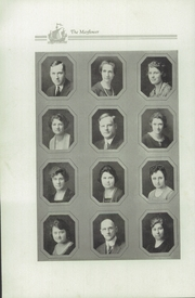 Page 12, 1921 Edition, Plymouth High School - Mayflower Yearbook (Plymouth, IN) online yearbook collection