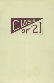 Page 15, 1921 Edition, Plymouth High School - Mayflower Yearbook (Plymouth, IN) online yearbook collection