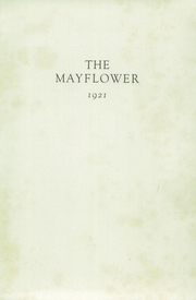 Page 5, 1921 Edition, Plymouth High School - Mayflower Yearbook (Plymouth, IN) online yearbook collection