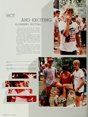 Page 14, 1986 Edition, Plymouth High School - Mayflower Yearbook (Plymouth, IN) online yearbook collection