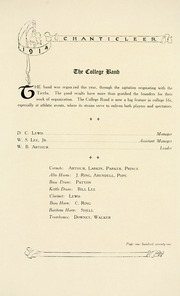 Page 189, 1914 Edition, Duke University - Chanticleer Yearbook (Durham, NC) online yearbook collection