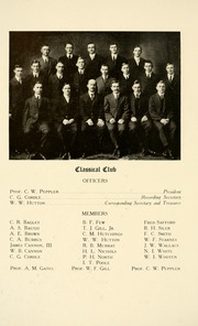 Page 190, 1914 Edition, Duke University - Chanticleer Yearbook (Durham, NC) online yearbook collection