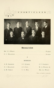 Page 197, 1914 Edition, Duke University - Chanticleer Yearbook (Durham, NC) online yearbook collection