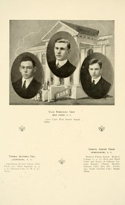Page 54, 1914 Edition, Duke University - Chanticleer Yearbook (Durham, NC) online yearbook collection