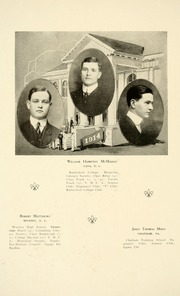 Page 58, 1914 Edition, Duke University - Chanticleer Yearbook (Durham, NC) online yearbook collection