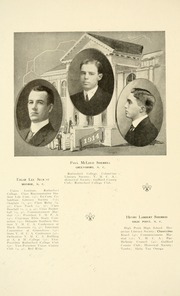 Page 62, 1914 Edition, Duke University - Chanticleer Yearbook (Durham, NC) online yearbook collection