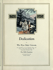 Page 11, 1926 Edition, Duke University - Chanticleer Yearbook (Durham, NC) online yearbook collection