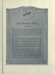 Page 13, 1926 Edition, Duke University - Chanticleer Yearbook (Durham, NC) online yearbook collection