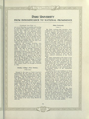 Page 17, 1926 Edition, Duke University - Chanticleer Yearbook (Durham, NC) online yearbook collection