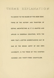 Page 10, 1933 Edition, Duke University - Chanticleer Yearbook (Durham, NC) online yearbook collection