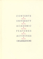 Page 12, 1936 Edition, Duke University - Chanticleer Yearbook (Durham, NC) online yearbook collection