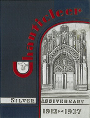 Page 1, 1937 Edition, Duke University - Chanticleer Yearbook (Durham, NC) online yearbook collection