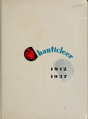 Page 5, 1937 Edition, Duke University - Chanticleer Yearbook (Durham, NC) online yearbook collection