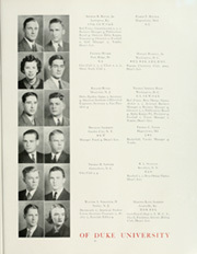 Page 79, 1938 Edition, Duke University - Chanticleer Yearbook (Durham, NC) online yearbook collection