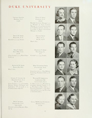 Page 81, 1938 Edition, Duke University - Chanticleer Yearbook (Durham, NC) online yearbook collection