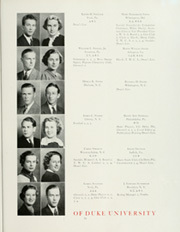 Page 83, 1938 Edition, Duke University - Chanticleer Yearbook (Durham, NC) online yearbook collection