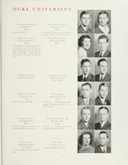 Page 85, 1938 Edition, Duke University - Chanticleer Yearbook (Durham, NC) online yearbook collection