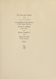 Page 7, 1943 Edition, Duke University - Chanticleer Yearbook (Durham, NC) online yearbook collection