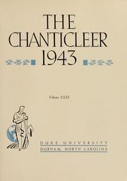 Page 9, 1943 Edition, Duke University - Chanticleer Yearbook (Durham, NC) online yearbook collection