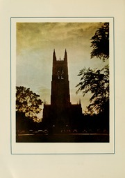 Page 14, 1953 Edition, Duke University - Chanticleer Yearbook (Durham, NC) online yearbook collection