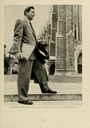 Page 17, 1953 Edition, Duke University - Chanticleer Yearbook (Durham, NC) online yearbook collection