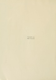 Page 6, 1953 Edition, Duke University - Chanticleer Yearbook (Durham, NC) online yearbook collection