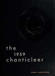 Page 1, 1959 Edition, Duke University - Chanticleer Yearbook (Durham, NC) online yearbook collection