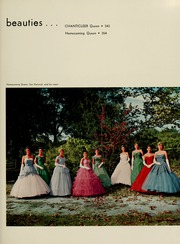 Page 15, 1959 Edition, Duke University - Chanticleer Yearbook (Durham, NC) online yearbook collection