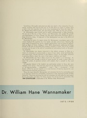 Page 7, 1959 Edition, Duke University - Chanticleer Yearbook (Durham, NC) online yearbook collection