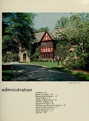 Page 9, 1959 Edition, Duke University - Chanticleer Yearbook (Durham, NC) online yearbook collection