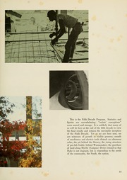 Page 17, 1966 Edition, Duke University - Chanticleer Yearbook (Durham, NC) online yearbook collection