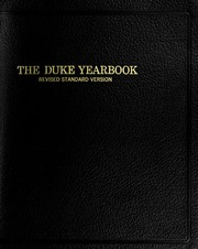 Duke University - Chanticleer Yearbook (Durham, NC) online yearbook collection, 1972 Edition, Page 1