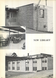 Page 10, 1965 Edition, Walker County High School - Black and Gold Yearbook (Jasper, AL) online yearbook collection