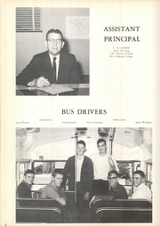 Page 12, 1965 Edition, Walker County High School - Black and Gold Yearbook (Jasper, AL) online yearbook collection