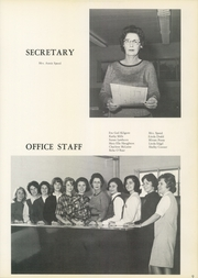 Page 13, 1965 Edition, Walker County High School - Black and Gold Yearbook (Jasper, AL) online yearbook collection
