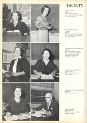 Page 14, 1965 Edition, Walker County High School - Black and Gold Yearbook (Jasper, AL) online yearbook collection
