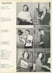 Page 15, 1965 Edition, Walker County High School - Black and Gold Yearbook (Jasper, AL) online yearbook collection